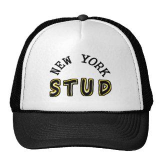New York Stud Template Trucker Hat