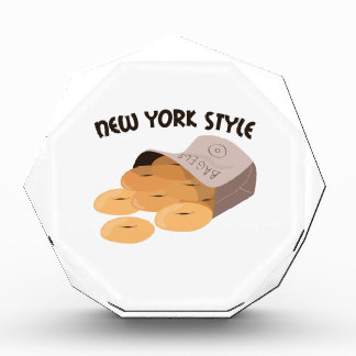New York Style Award
