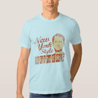 New York Style Weiners Faded.png Tee Shirt