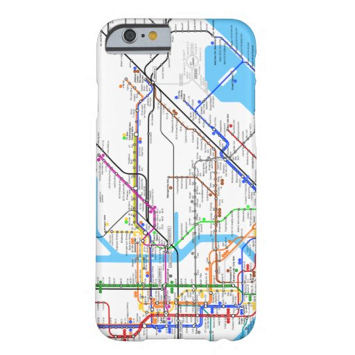 New York Subway - iPhone 6 case
