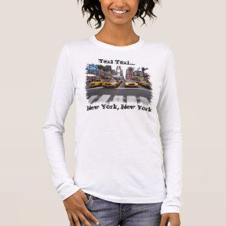 New York Sweetshirt Long Sleeve T-Shirt