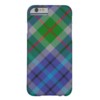 New York Tartan iPhone 6/6S Barely There Case