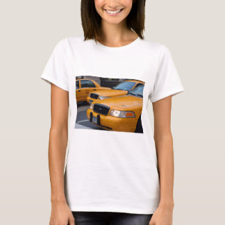New York Taxi Cabs T-Shirt