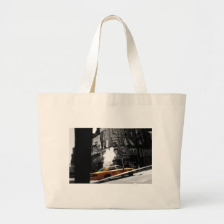 New York Taxi Canvas Bags