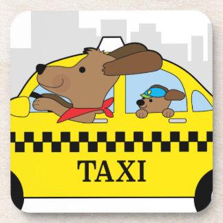 New York Taxi Dog Coaster