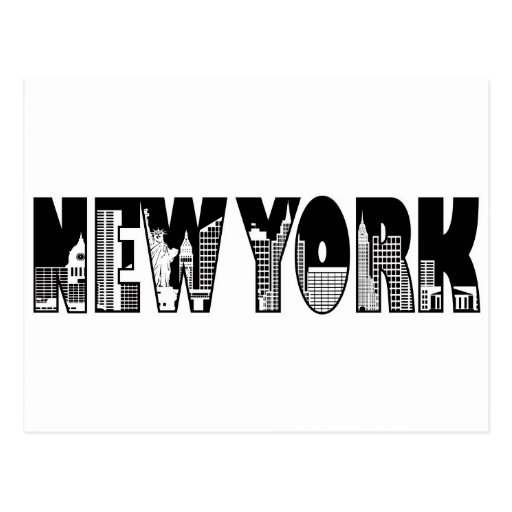 how to draw new york citye outline