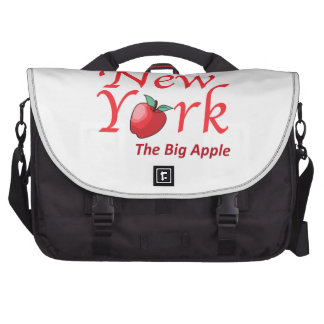 New York The Big Apple Laptop Bags