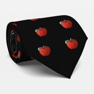 New York The Big Apple Neck Tie