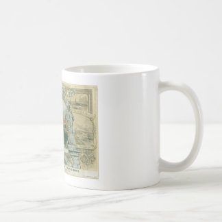 New York The Empire City Coffee Mug