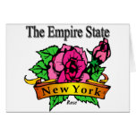 New York The Empire State Card
