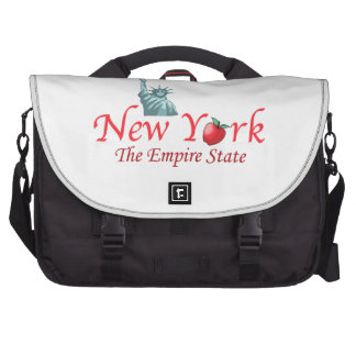 New York The Empire State Laptop Bag