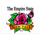 New York The Empire State Post Card