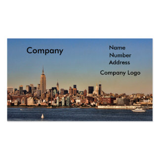 New York Themed Business Cards & Templates