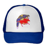 New York thoroughbred cap Mesh Hat