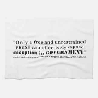 New York Times Co v United States 403 us 713 1971 Towels