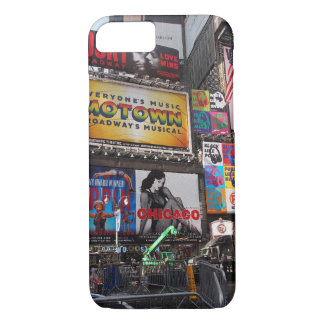 New York Times Square Billboards iPhone 7 Case
