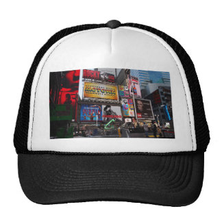 New York Times Square Billboards Trucker Hat