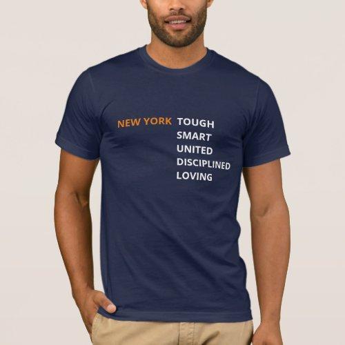 New York Tough T_Shirt