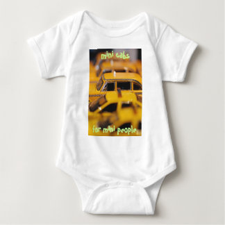 New York Toy Taxis Baby Bodysuit