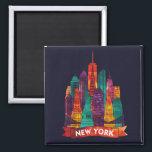 "New York - Travel to the famous Landmarks Magnet<br><div class=""desc"">New York - Travel to the famous Landmarks</div>"