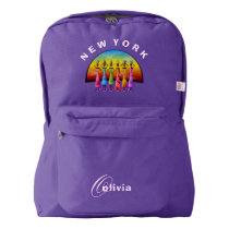 New York Tribe American Apparel™ Backpack