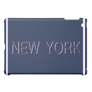 New York Tru Class iPad Case