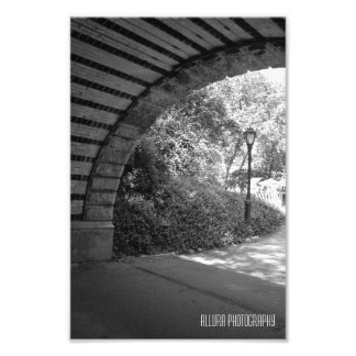 New York Tunnel Photo Print
