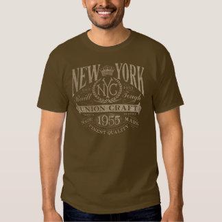 New York Union Craft Vintage T-shirt