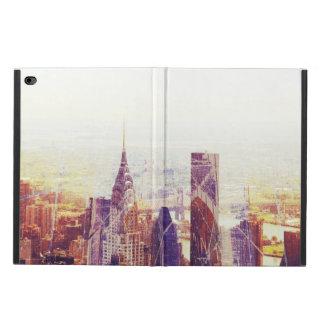 New York uptown Skyline, NYC Powis iPad Air 2 Case