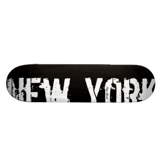 New York - Urban Style - Skateboard
