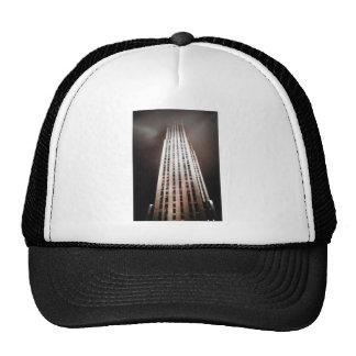 New York USA Skyscraper architecture photograph Hats