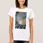 New York USAS Imagine Mosaic, Strawberry Fields Ce T-Shirt