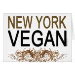 New York Vegan Card