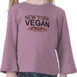 New York Vegan Shirt