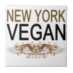 New York Vegan Tile