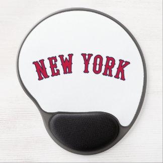 New York Versus Boston Rivals Gel Mouse Pad