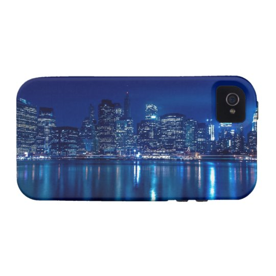 New York Vibe iPhone 4 Cover
