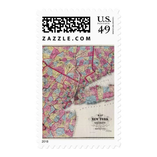 New York & vicinity Postage