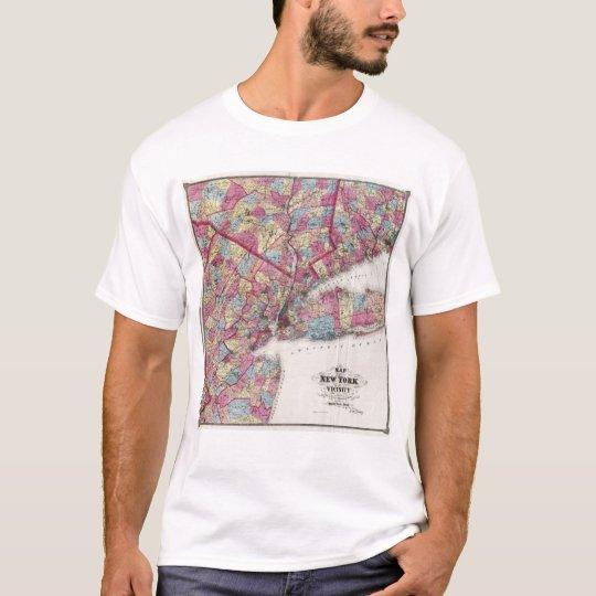 New York & vicinity T-Shirt