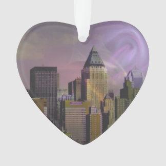 New York, violet dream