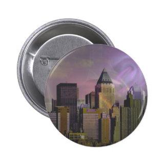 New York violet dream Pin