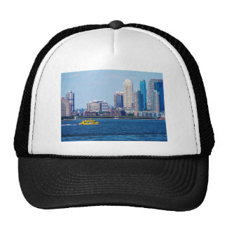 New York Water Taxi Trucker Hat