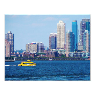 New York Water Taxi Personalized Invite