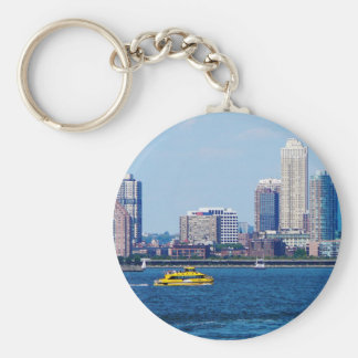 New York Water Taxi Keychain