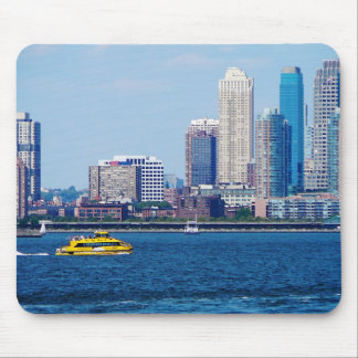 New York Water Taxi Mouse Pad