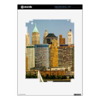 New York Waterfront iPad 2 Decals