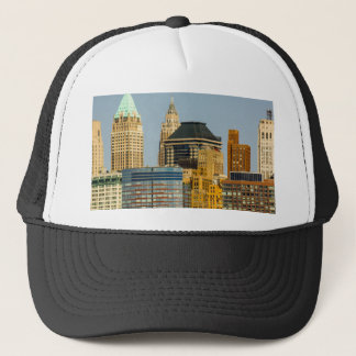 New York Waterfront Trucker Hat