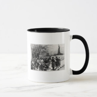 New York - Welcome to the land of freedom Mug