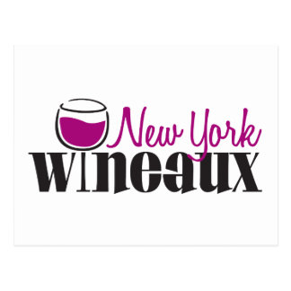 New York Wineaux Post Cards