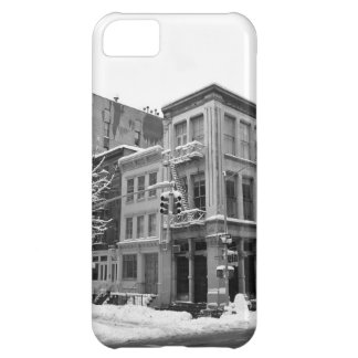 New York Winter - City in the Snow iPhone 5C Cover